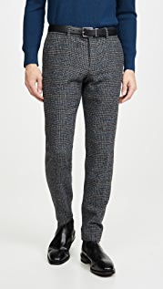 Club Monaco Sutton Glen Plaid Trousers
