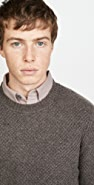 Club Monaco Cashmere Stitch Crew Sweater