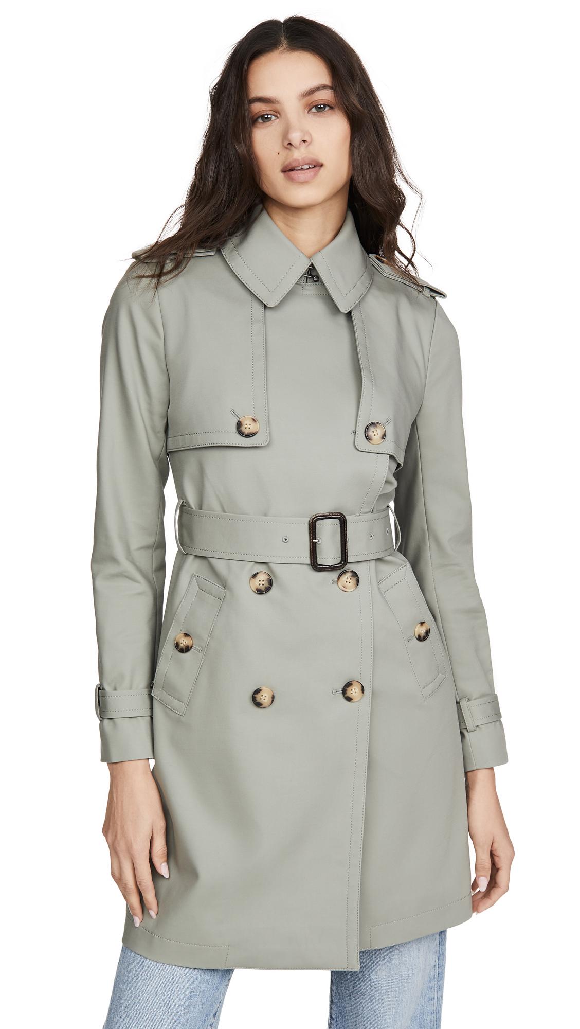 Buy Club Monaco Matie Trench Jacket online beautiful Club Monaco Jackets, Coats, Trench Coats