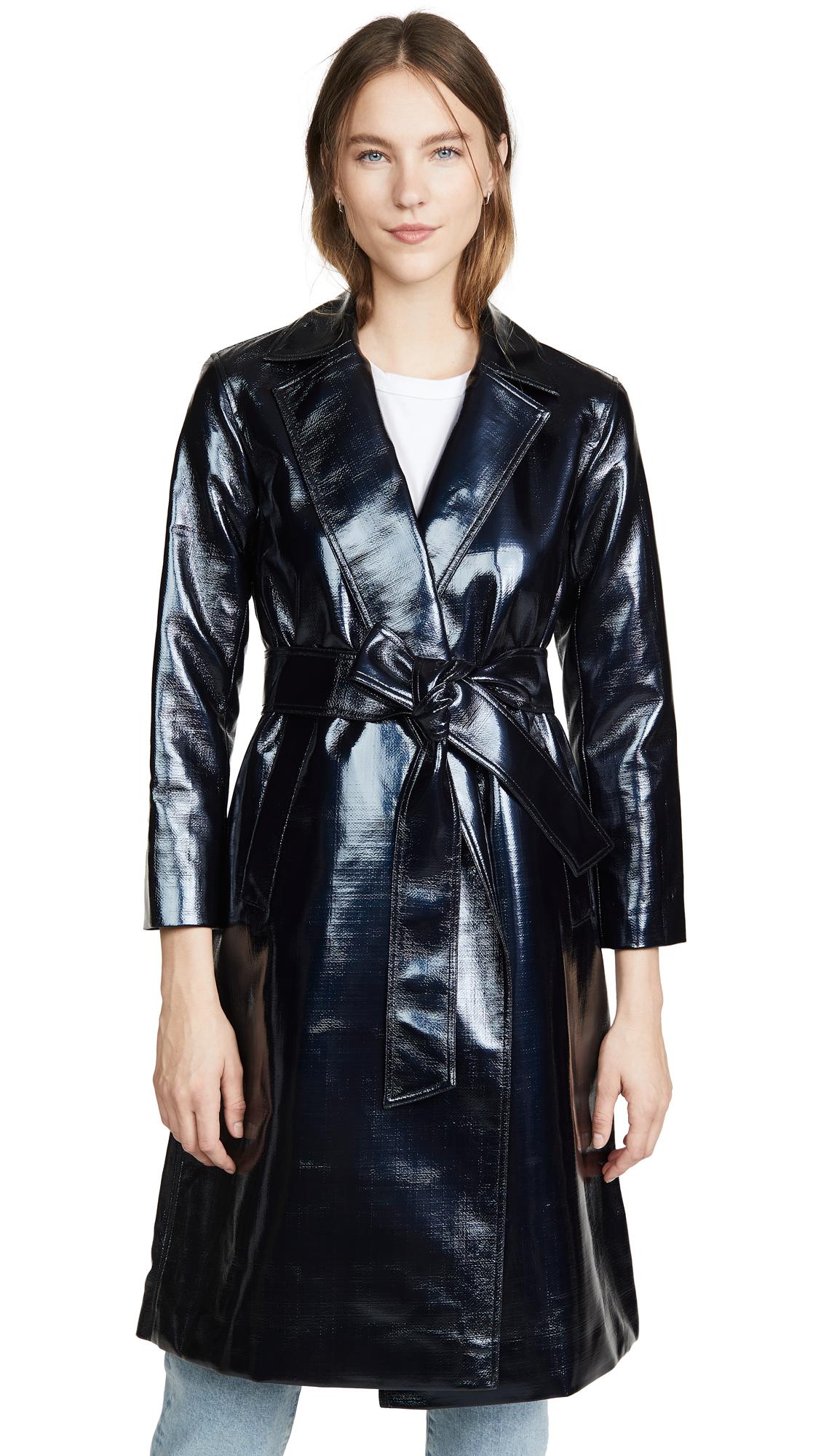 Buy Club Monaco Lacquer Coat online beautiful Club Monaco Jackets, Coats, Trench Coats