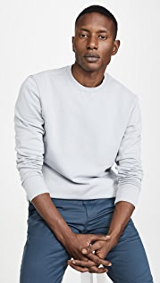 Club Monaco Garment Dyed Essential Sweatshirt
