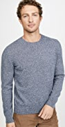 Club Monaco Cashmere Mouline Crew Sweater
