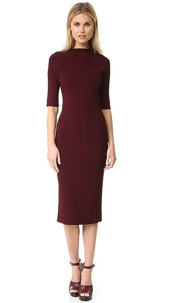 camilla and marc Ottoman Knit Dress