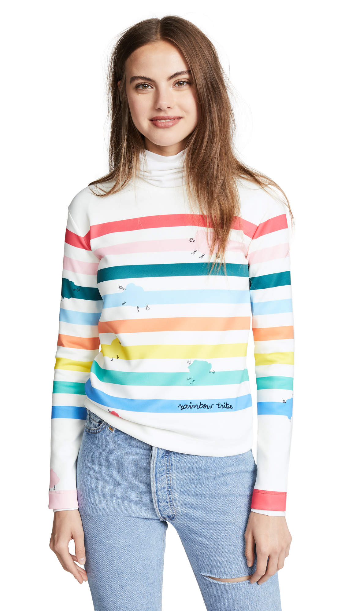 MONSTER STRIPE TEE