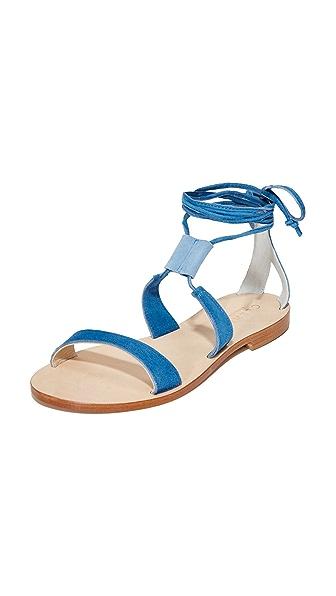 Cornetti Lannio Wrap Sandals