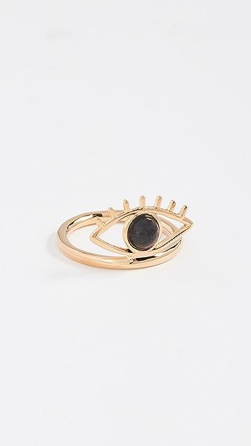 Contempoh Eye Ring