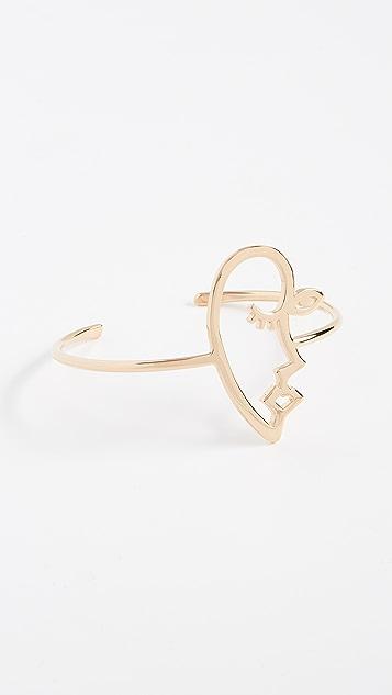 Contempoh Profile Bracelet