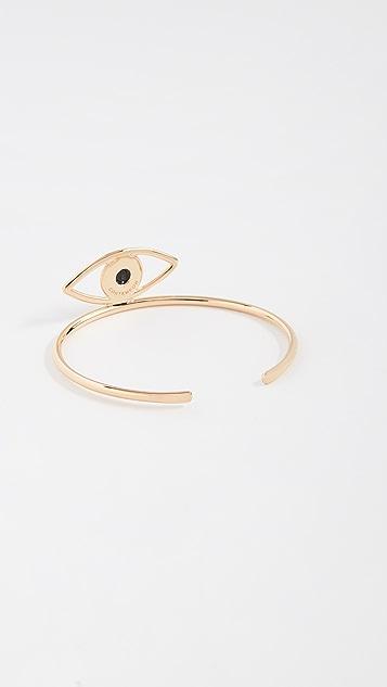 Contempoh Eye Bracelet