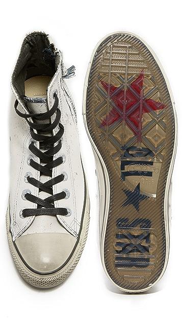 Converse x John Varvatos Chuck Taylor All Star Side Zip