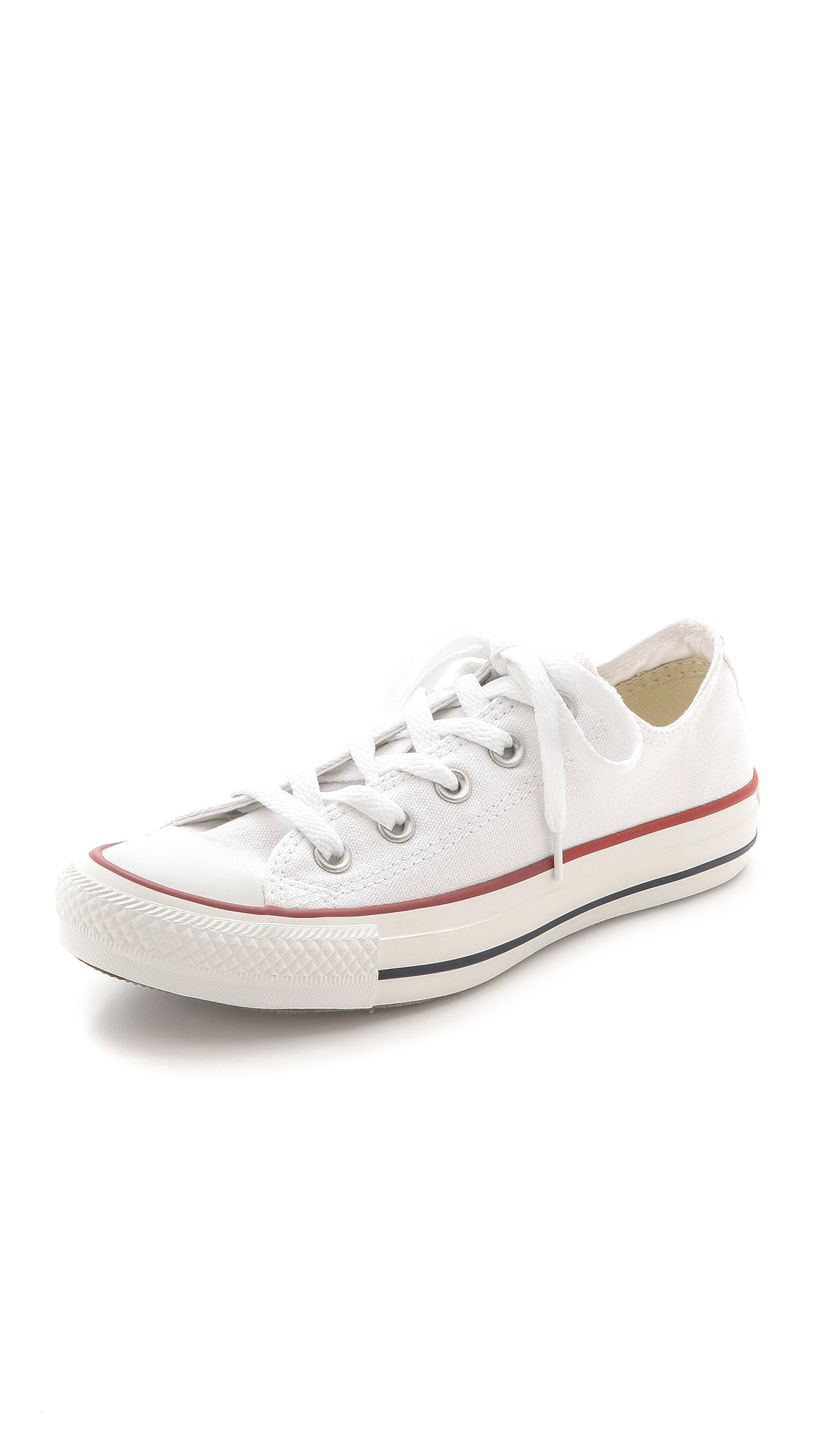79d59302b4ed Converse Chuck Taylor All Star Sneakers - Optical White