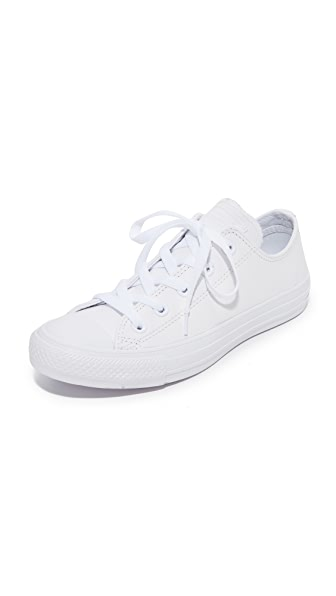 Converse Chuck Taylor All Star Sneakers - White Monochrome