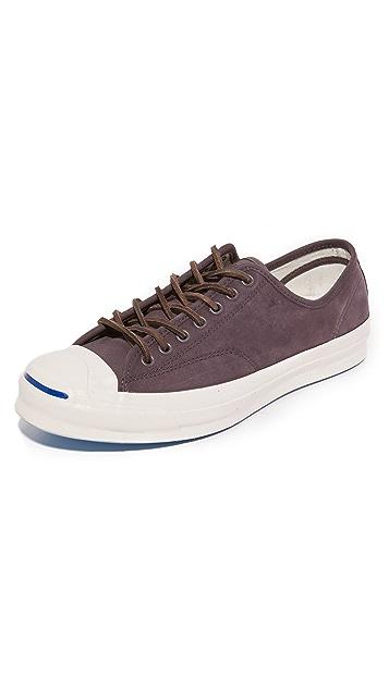 Converse Jack Purcell Signature Nubuck Sneakers