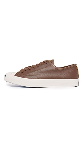 Converse Jack Purcell LTT Leather Sneakers