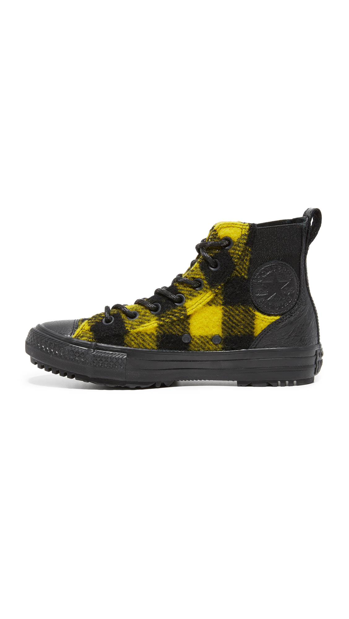 7d0454a4d0c1 Converse Chuck Taylor x Woolrich All Star Chelsea High Top Sneakers ...