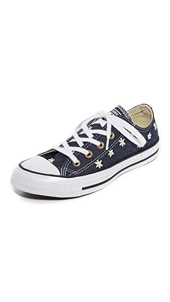 Converse Chuck Taylor All Star Sneakers - Navy/Fresh Yellow/White
