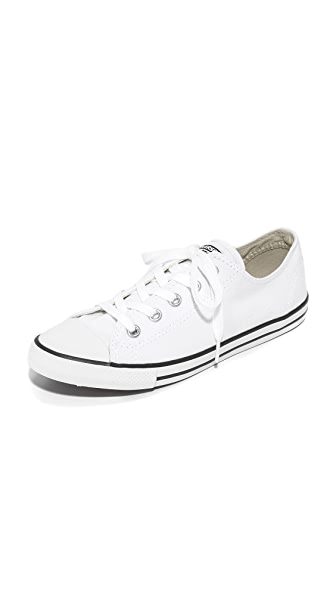 Converse Chuck Taylor All Star Dainty Oxford Sneakers - White