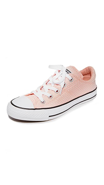 Converse Chuck Taylor All Star Madison - Vapor Pink/Black/White