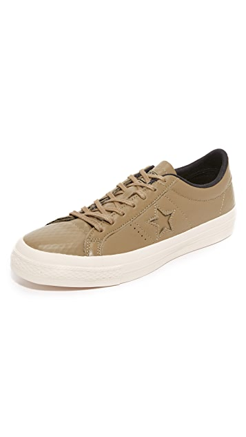 Converse One Star Leather Sneakers