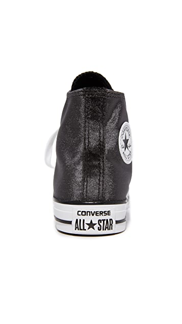 Converse Chuck Taylor All Star Velvet High Top Sneakers