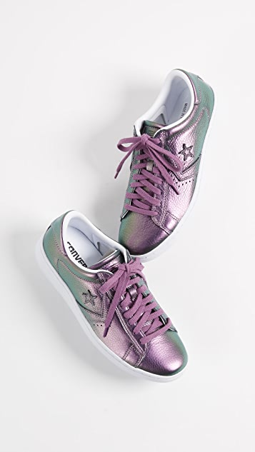 Converse Pro Leather LP Iridescent Ox Sneakers