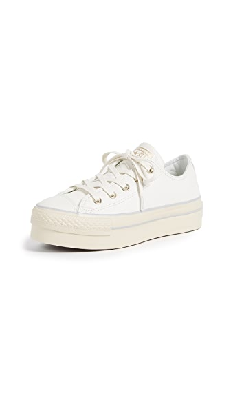 Chuck Taylor® All Star® Platform Leather Ox