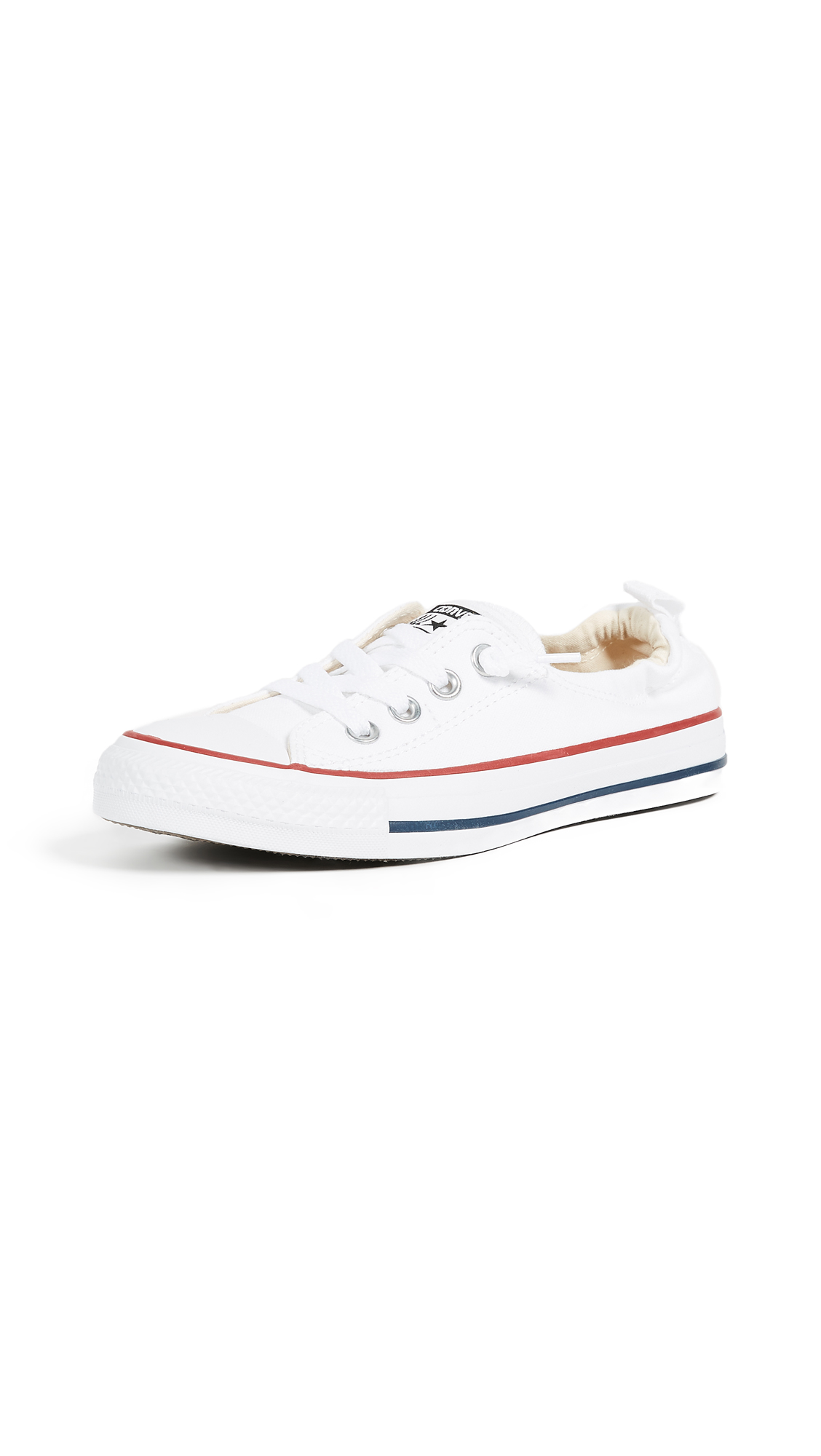 Converse Chuck Taylor All Star Shoreline Slip On Sneakers - White
