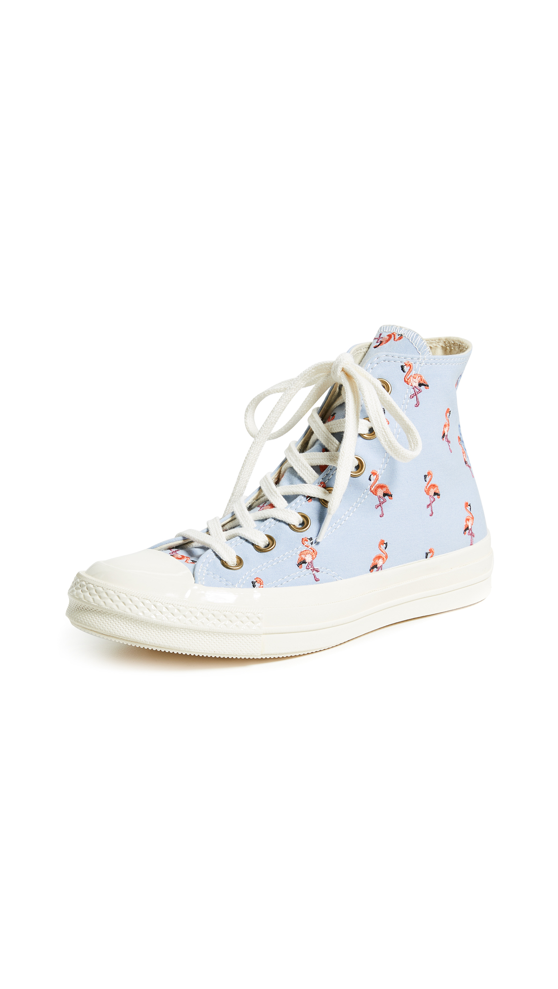 Converse Chuck Taylor All Star 70 High Top Sneakers - Blue Chilli