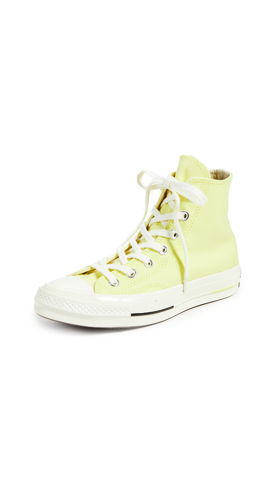 Converse Chuck Taylor All Star 70 High Top Sneakers - Light Zitron