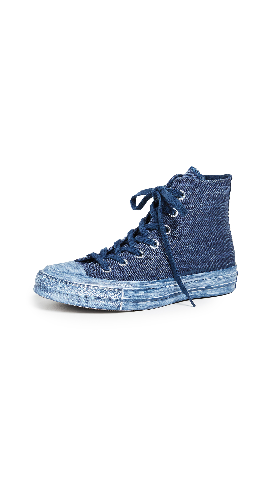 03a239c88e835d Converse Chuck Taylor All Star 70 High Top Sneakers In Navy ...