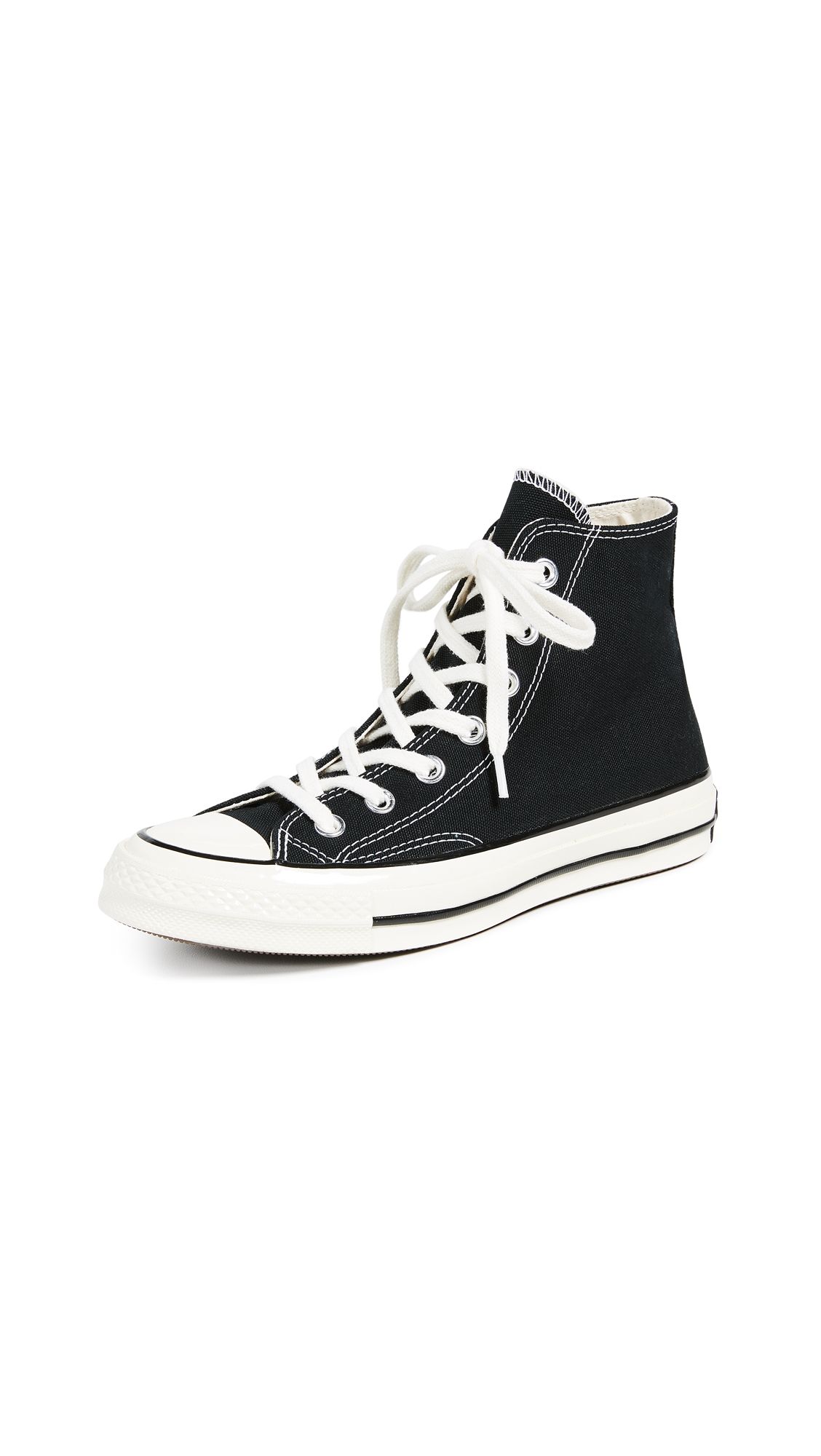 Converse All Star 70s High Top Sneakers - Black
