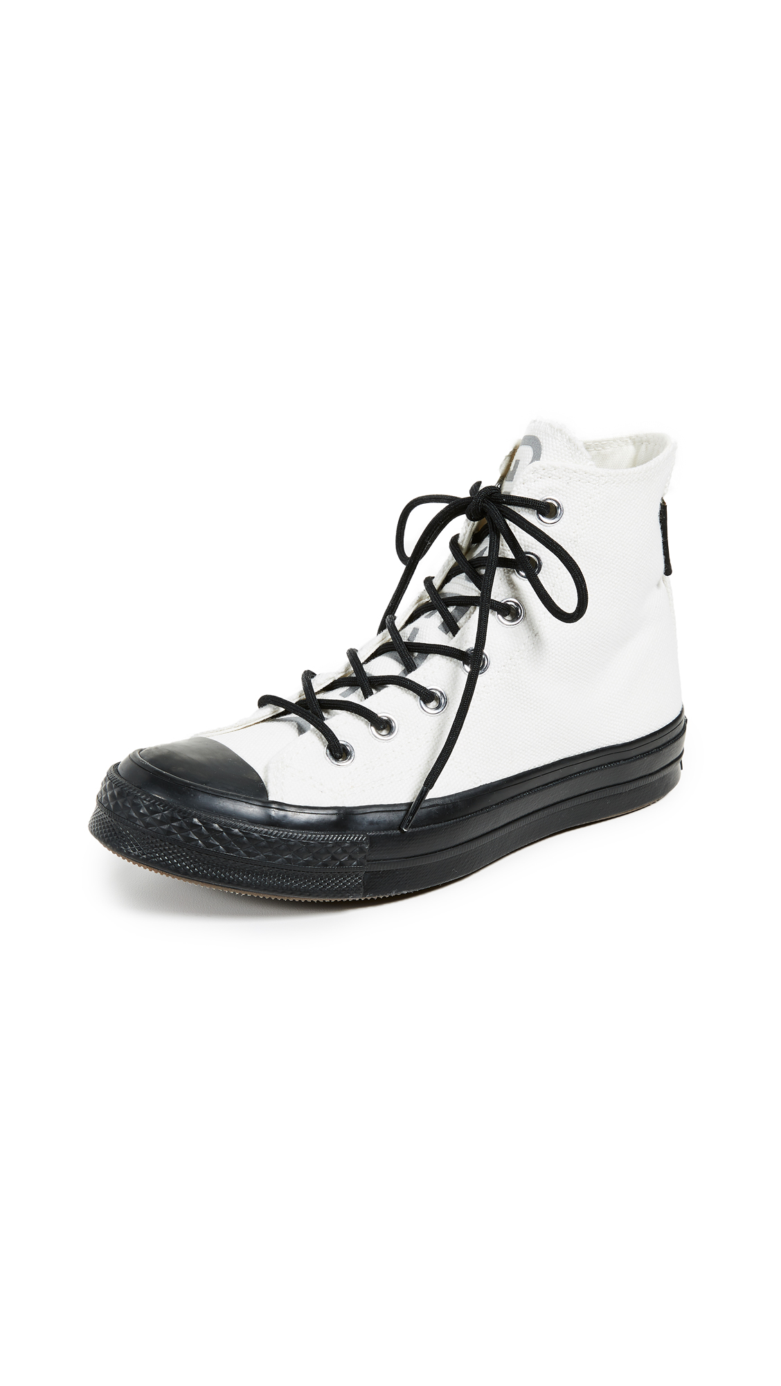 Converse Chuck 70 Gore Tex High Top Sneakers - White/Black/Brown