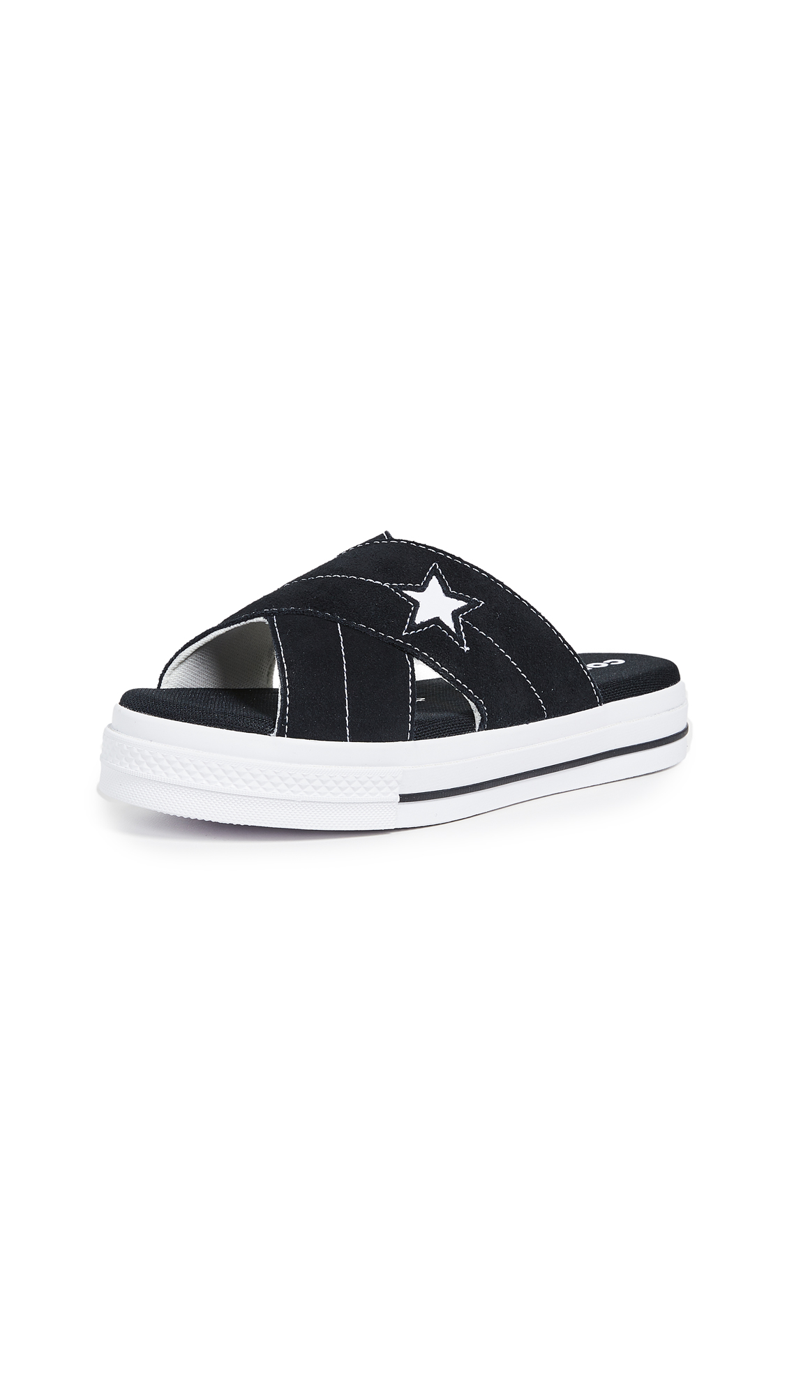 Buy Converse online - photo of Converse One Star Sandals