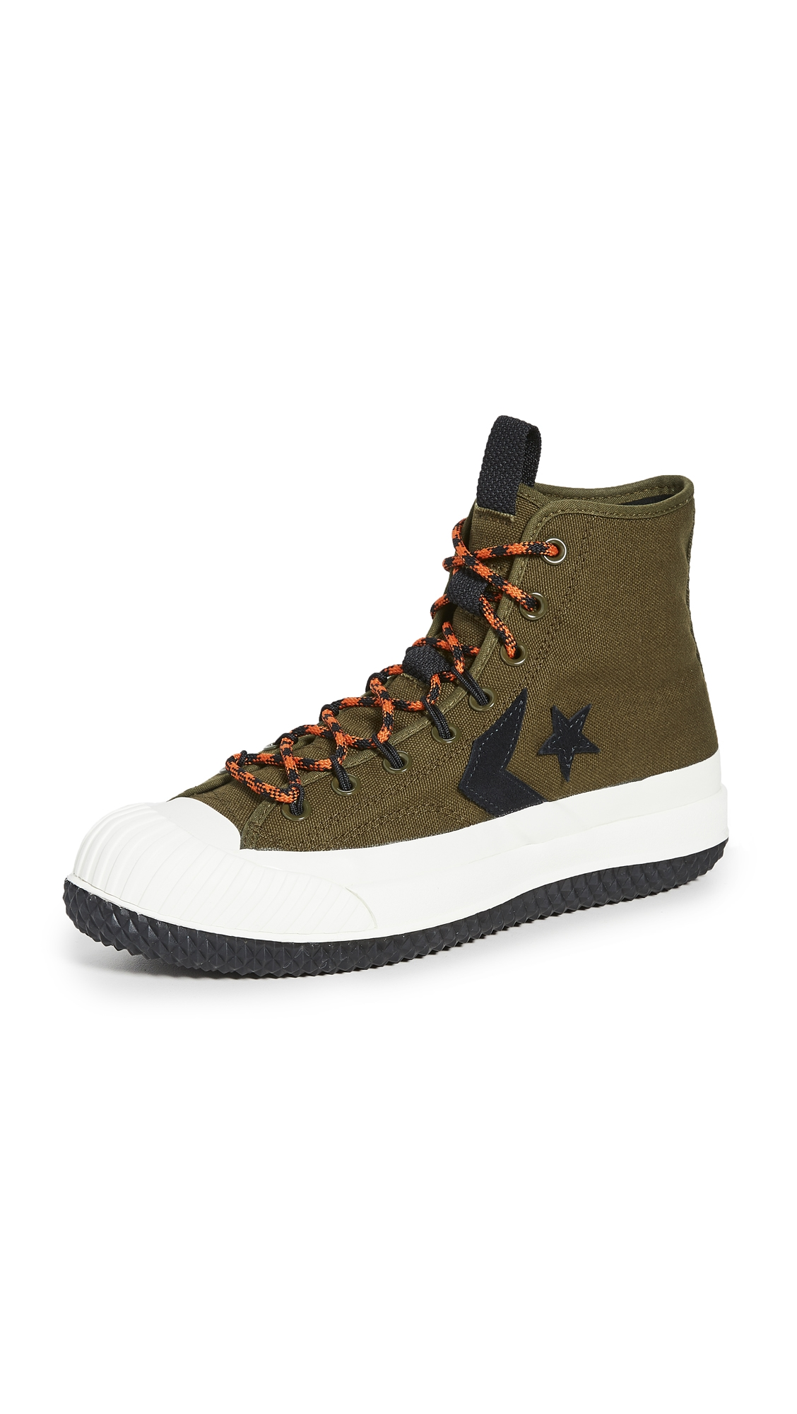 Converse Boots BOSEY MC WATER REPELLENT SNEAKER BOOTS