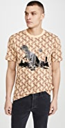 Coach 1941 All Over Carriage Print Rexy T-Shirt