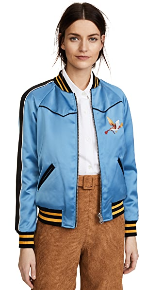 Coach 1941 Reversible California Varsity Jacket at Shopbop