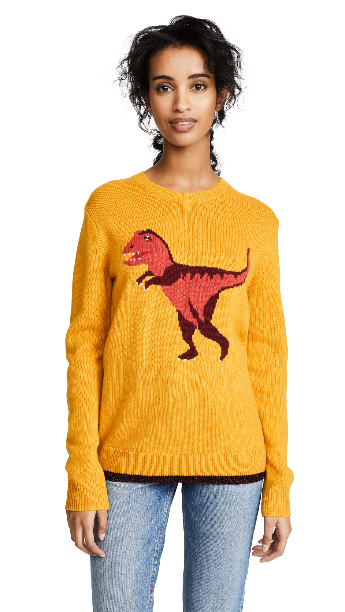 Coach 1941 Rexy Intarsia Sweater