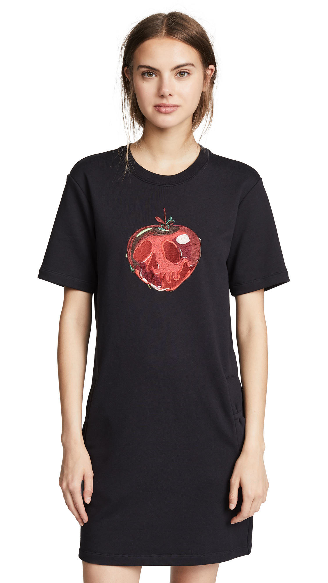Coach 1941 x Disney Poison Apple T-shirt Dress