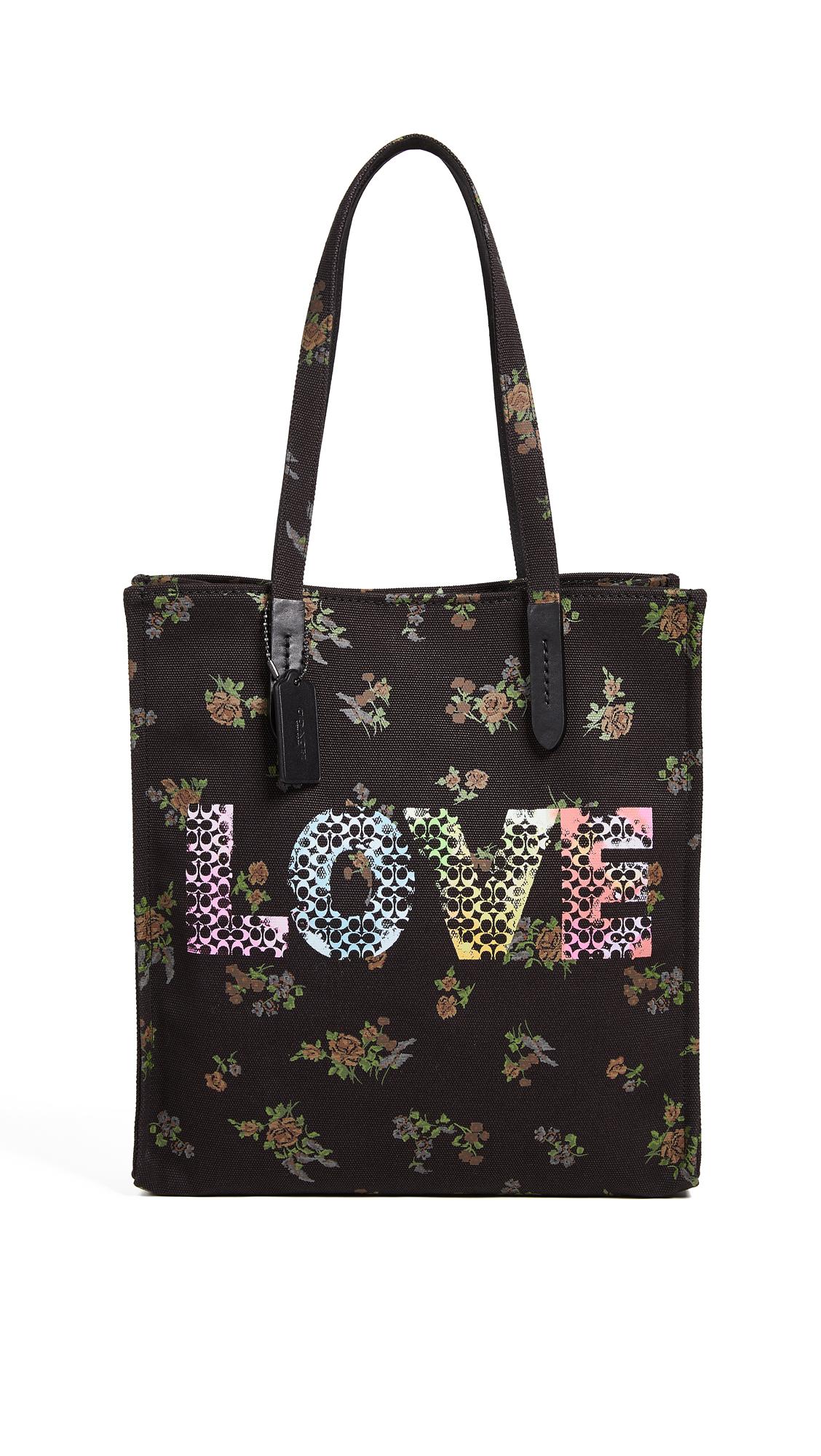 60425315623bf Coach 1941 Signature LOVE Tote Bag | SHOPBOP
