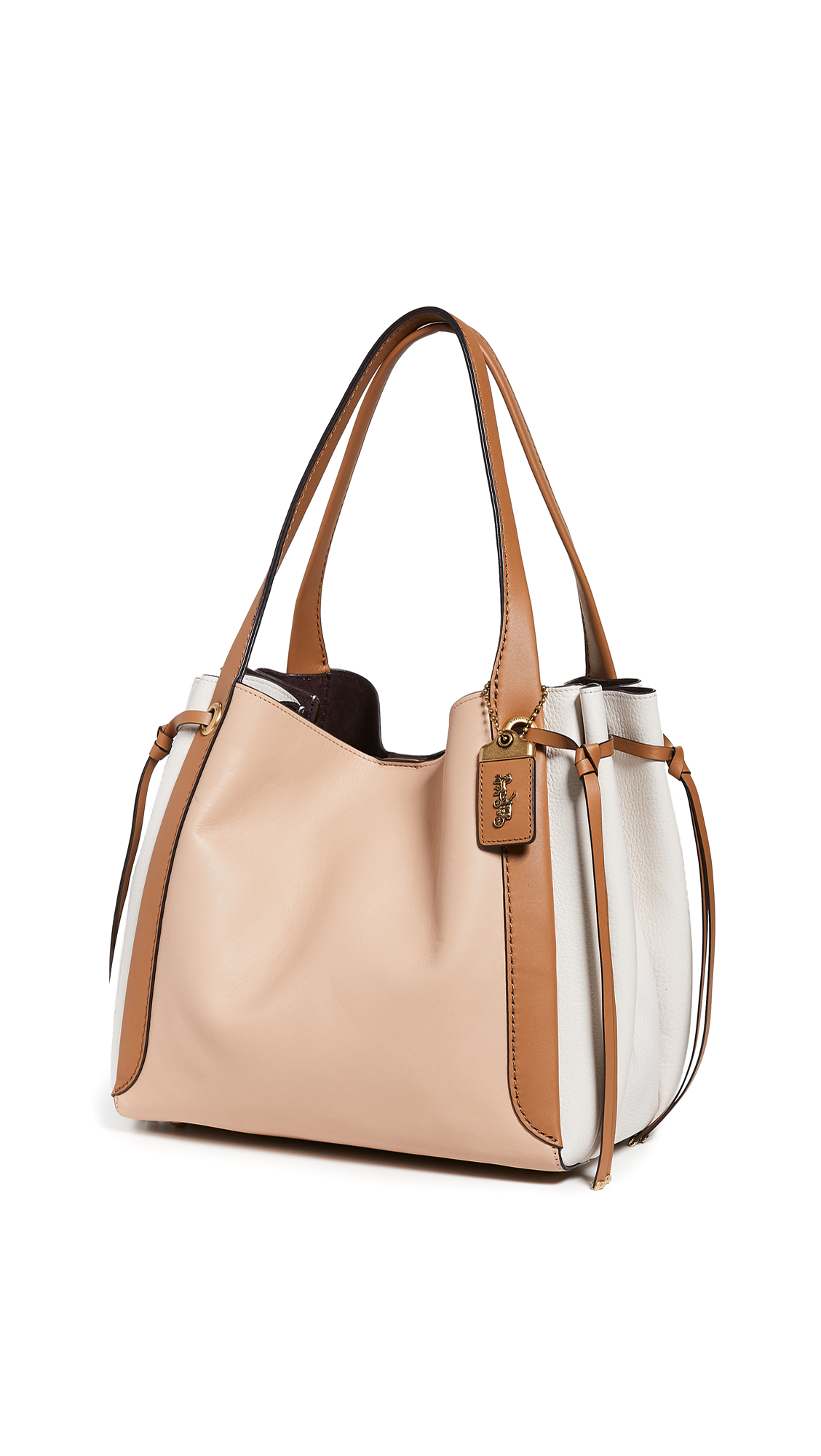 Coach 1941 Colorblock Harmony Hobo Bag