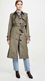 Coach 1941 Belted Trench
