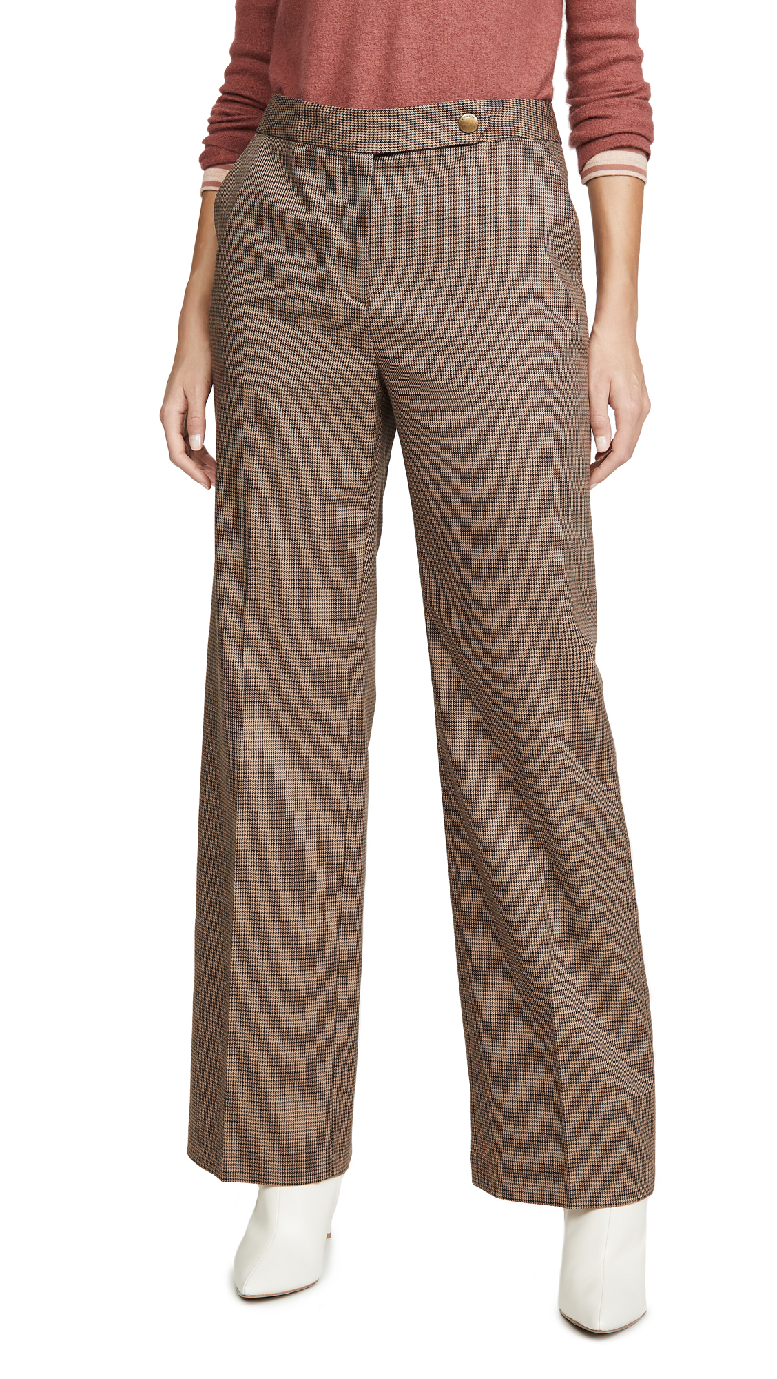 Buy Coach online - photo of Coach 1941 Check Trousers