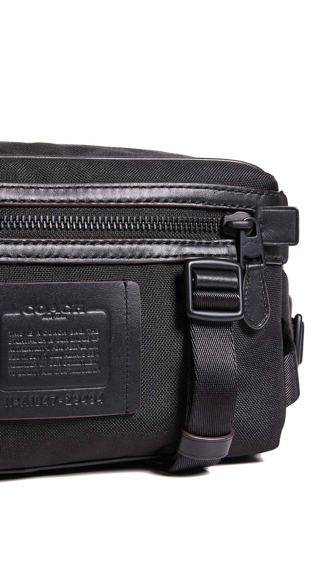 f1c995e7d5 Coach New York Utility Belt Bag