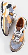 Coach New York C143 Colorblocked Runner Sneakers