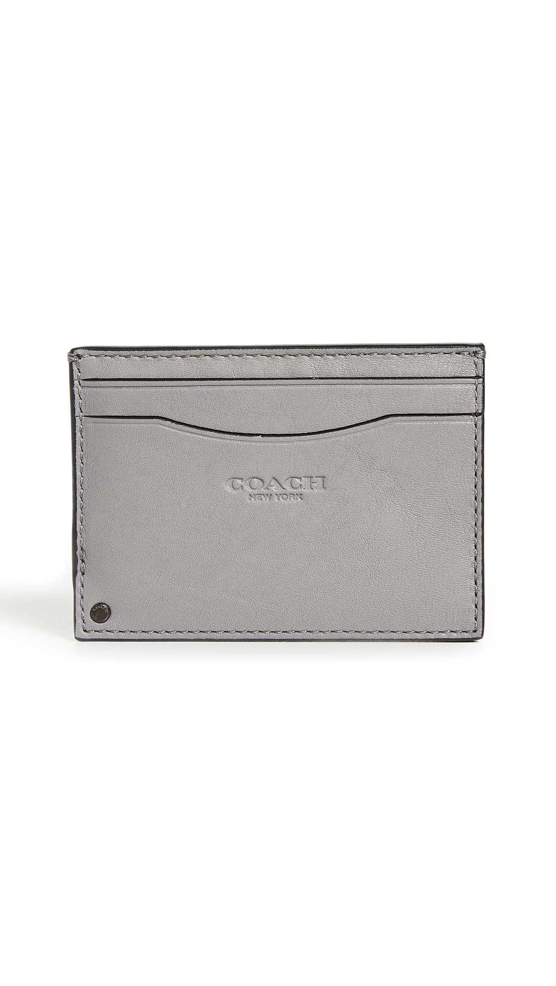 Coach SWIVEL CARD CASE