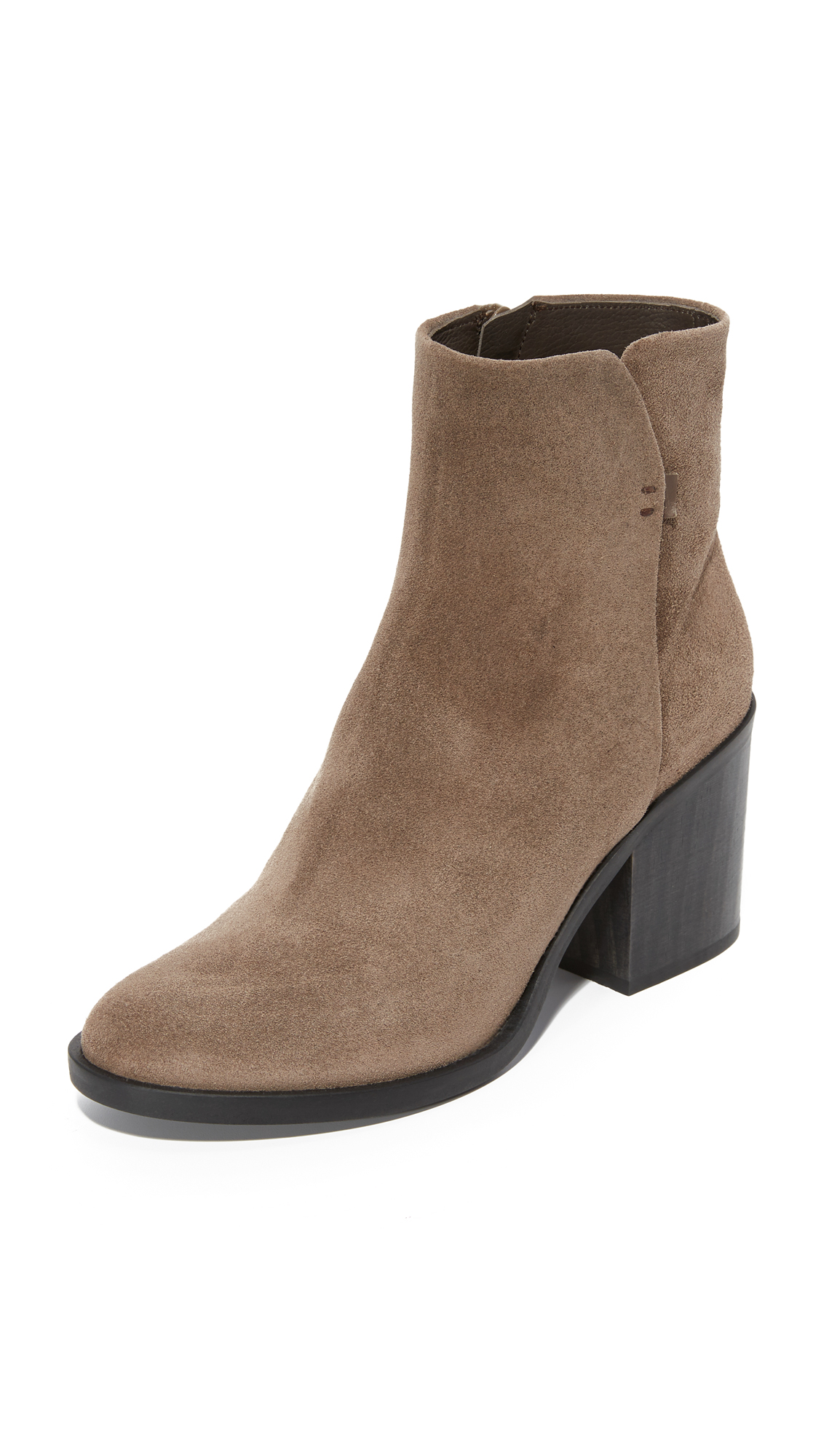 Coclico Shoes Viper Booties - Country Flint