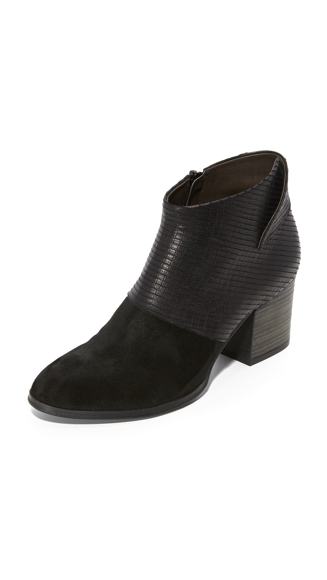 Coclico Shoes Oki Booties - Black