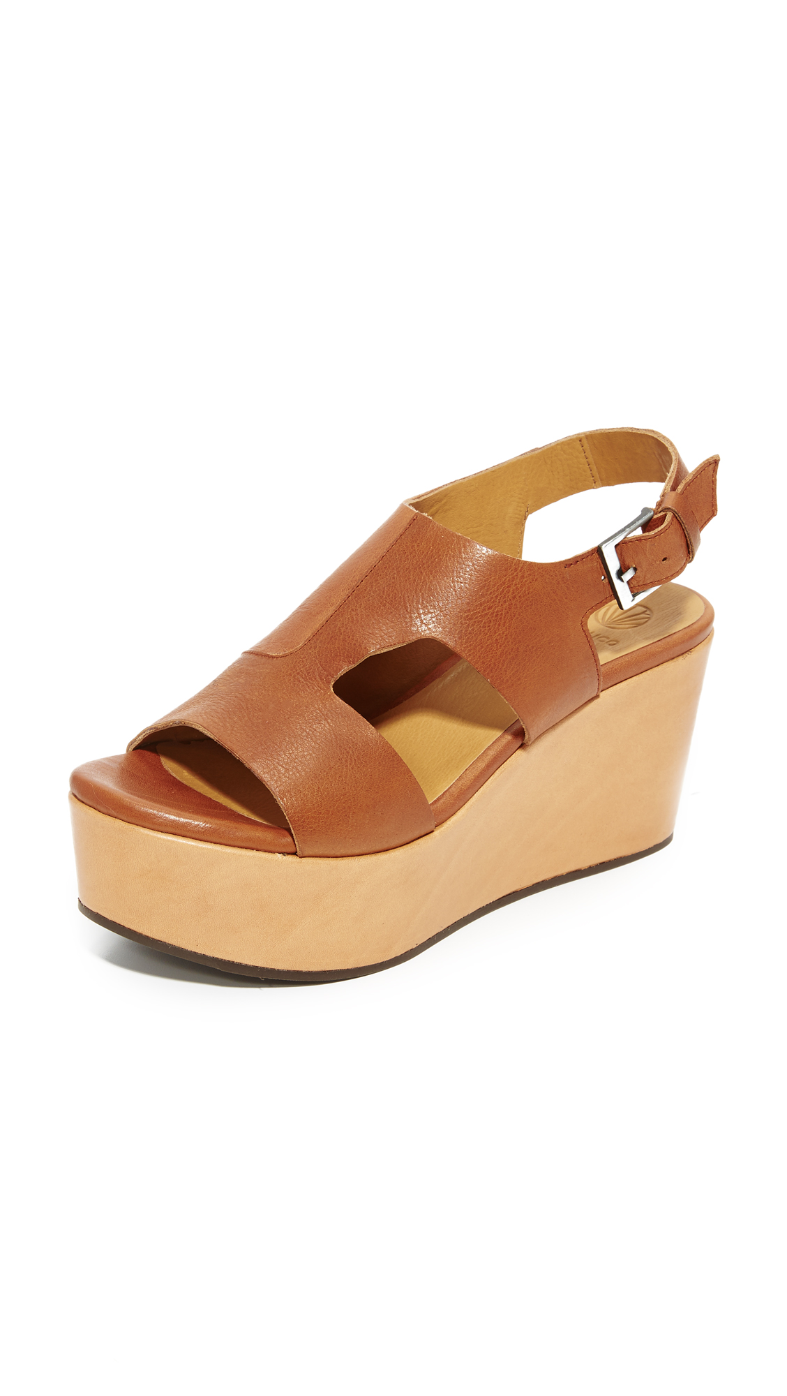 Coclico Shoes Riptide Wedges - Pagoda York at Shopbop