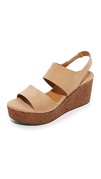 Coclico Shoes Glassy Wedges - Sandalo/Ponti