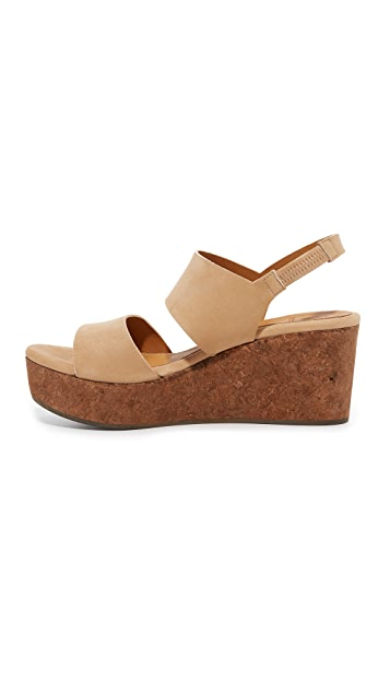 Coclico Shoes Glassy Wedges