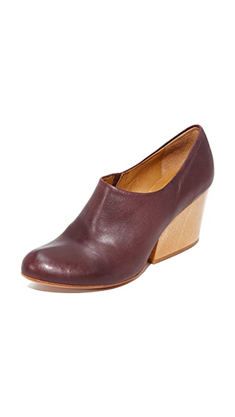 Coclico Shoes Bonita Booties - Oxblood